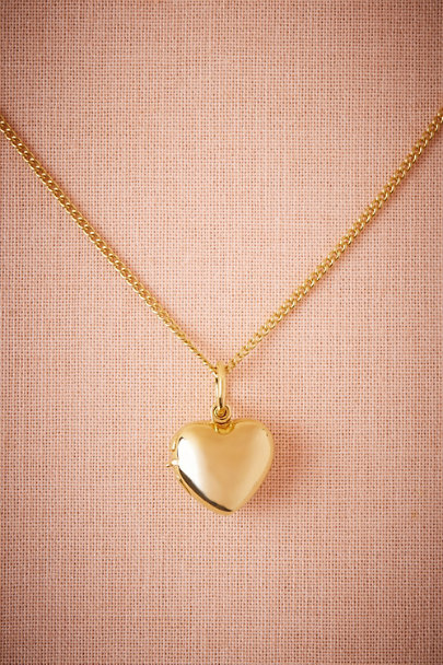 Sorrelli Gold Him & Her Locket | BHLDN