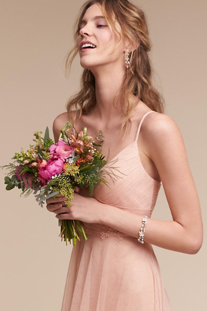Jenny Yoo Cameo Pink Brielle Dress | BHLDN