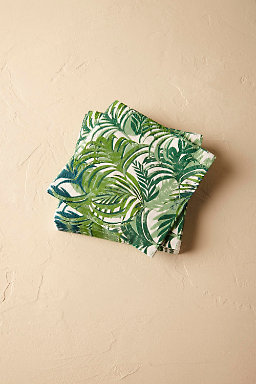 Tropical Palms Paper Napkins (20)