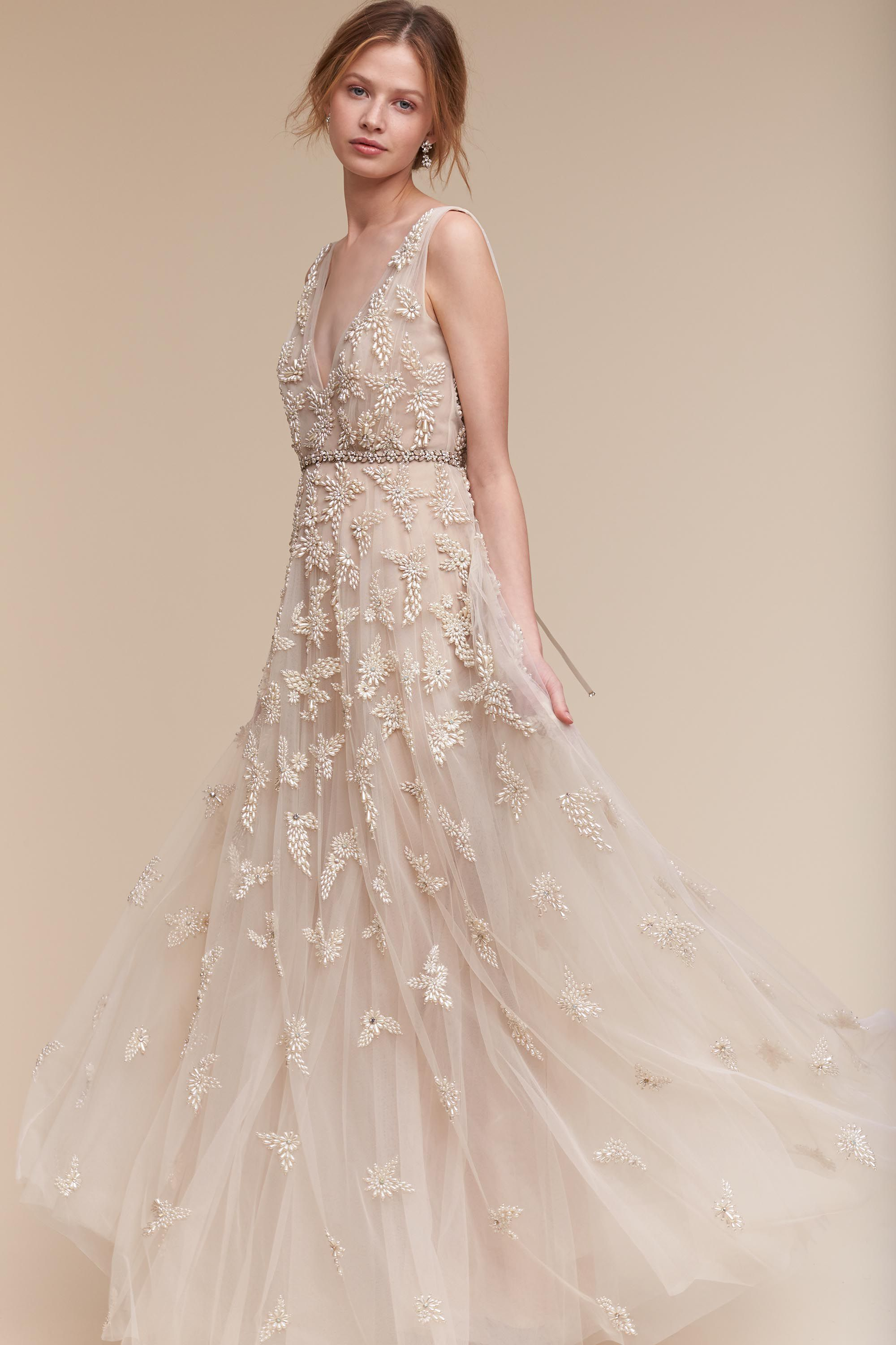 Dreamy BHLDN Wedding Dresses - Kai Gown