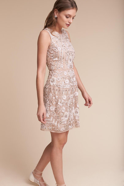 Needle & Thread Petal Pink Grove Dress | BHLDN