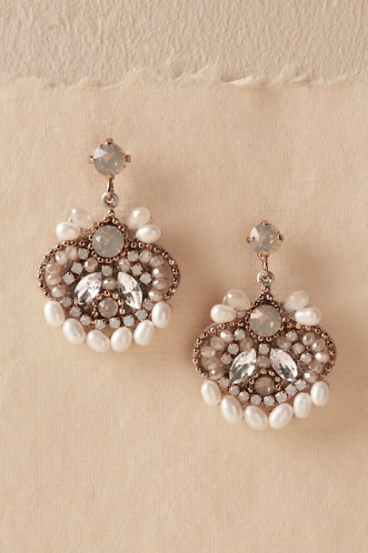 Theia Jewelry Gold Lana Earrings | BHLDN