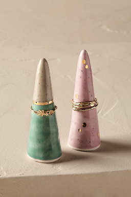 Whimsical Ring Cone