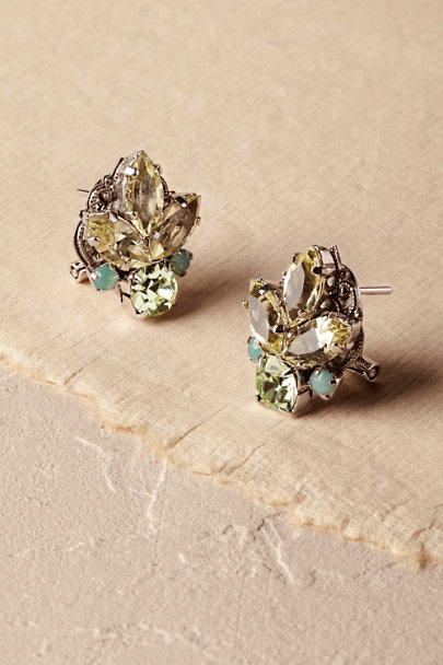 Radà Silver Yves Earrings | BHLDN