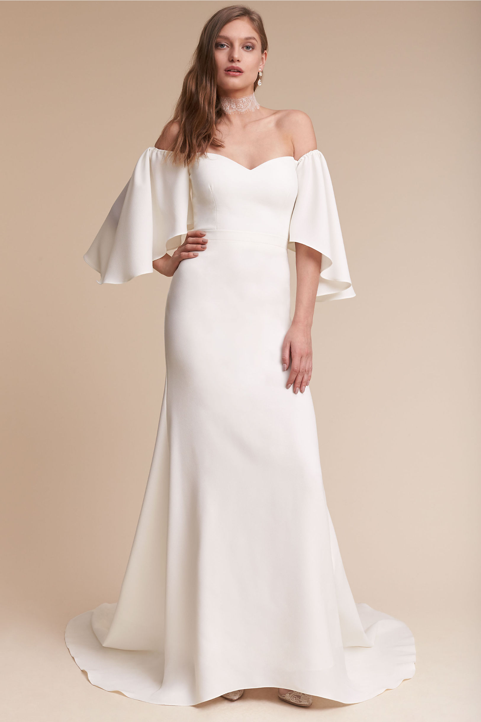 Sascha Gown In Bride Wedding Dresses Bhldn