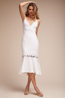 Wedding Rehearsal- Reception &amp- Bridal Shower Dresses - BHLDN