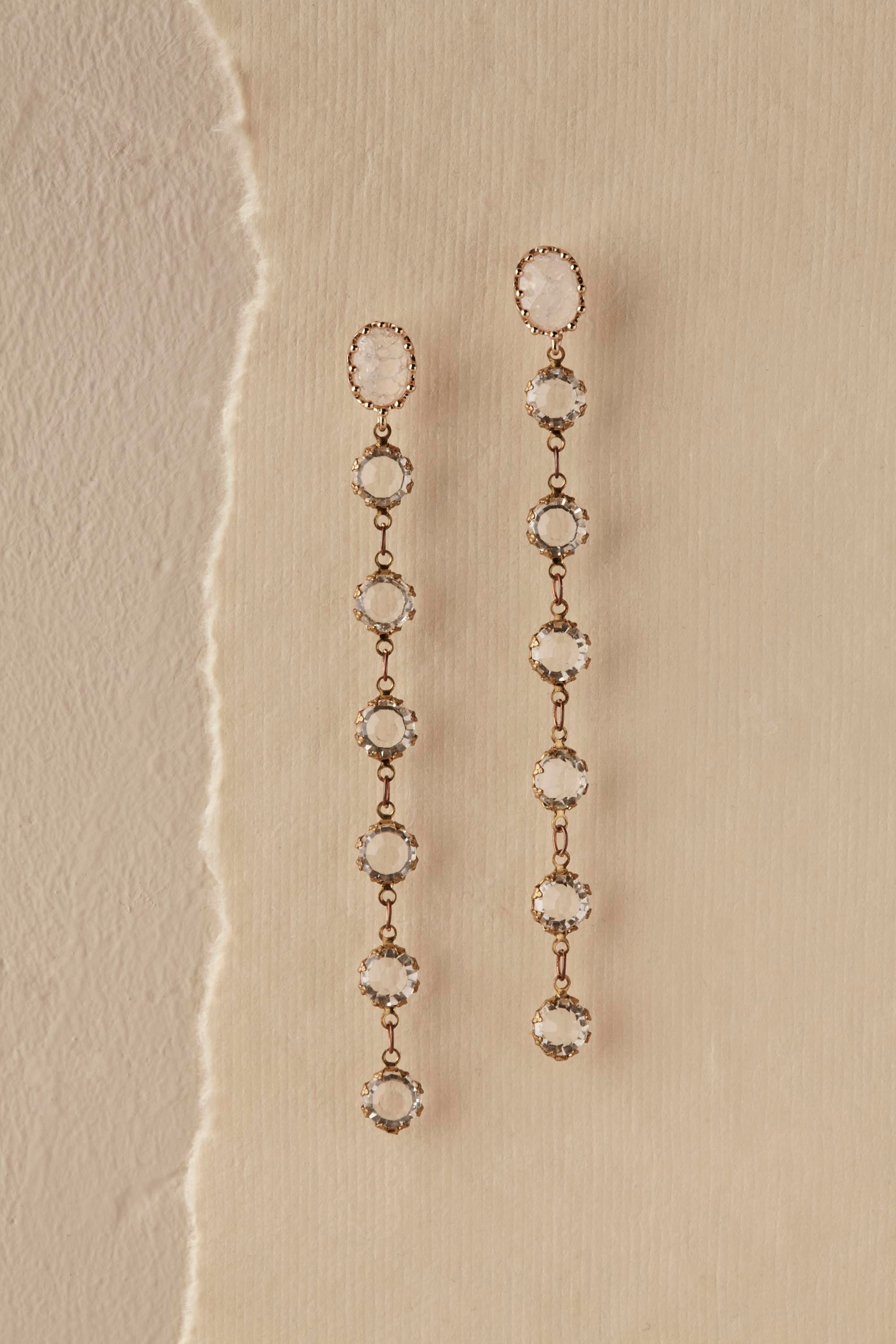 Linnea Dew Drop Earrings