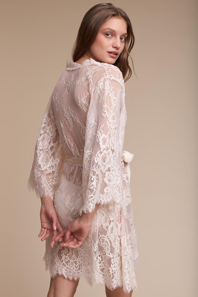 Yoana Baraschi Blush Prita Robe | BHLDN