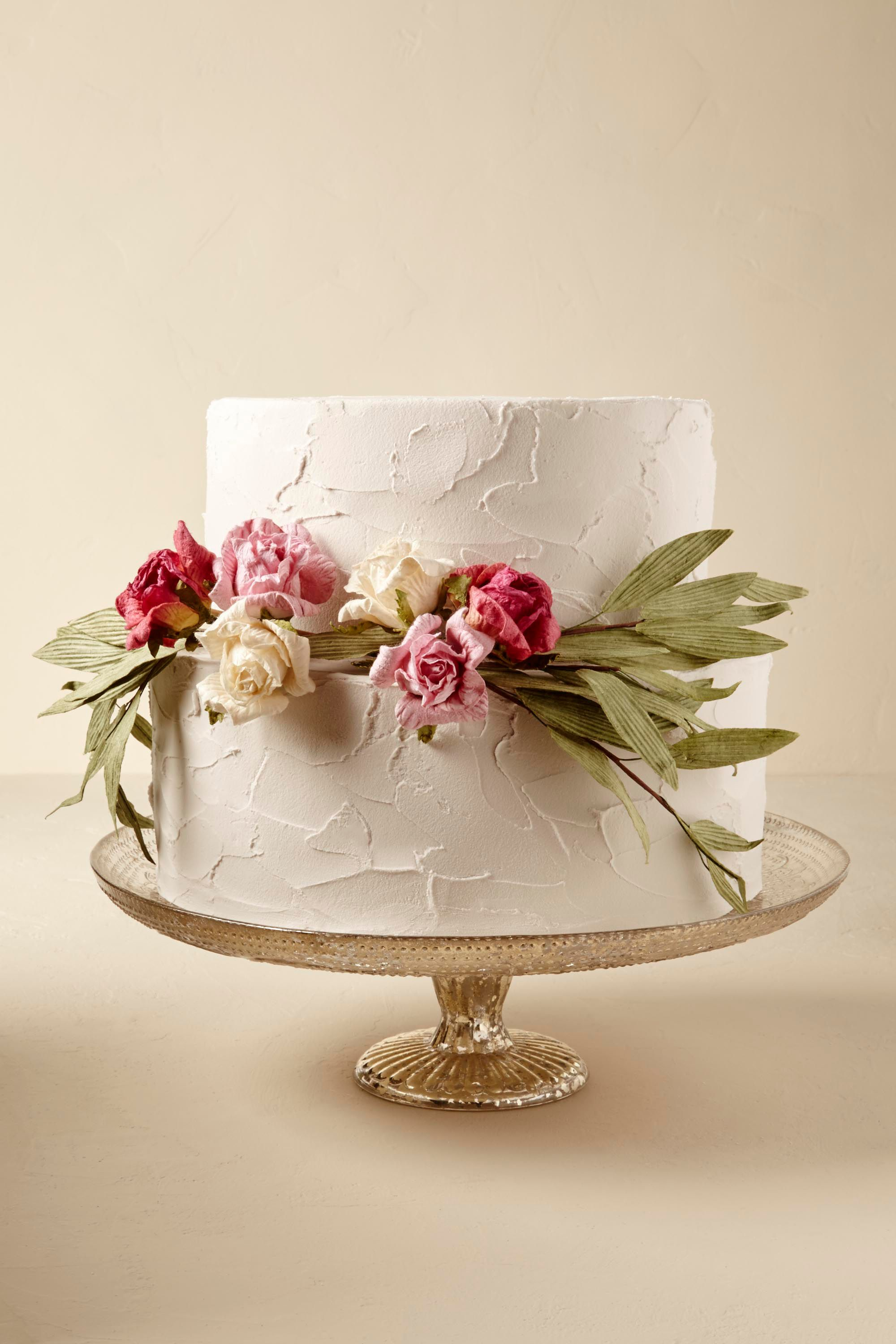 Spring Blooms Cake Decoration (2)