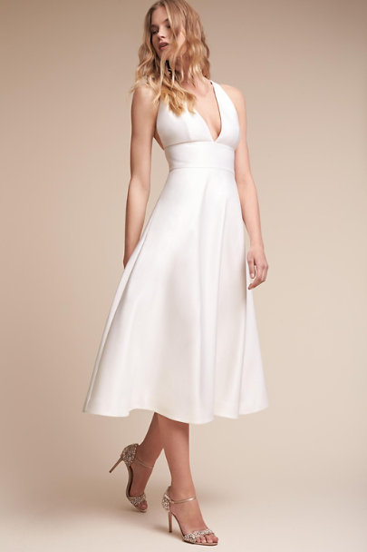 Hitherto White Shelby Dress | BHLDN