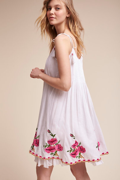 White Margarite Dress | BHLDN