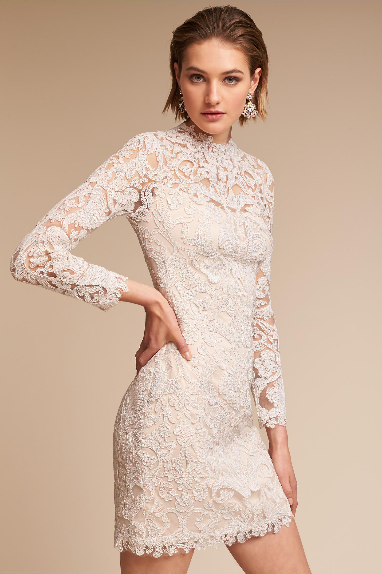 rehearsal dinner dresses | wedding rehearsal gowns | bhldn