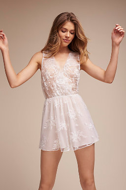Bridal Lingerie Wedding Night Lingerie Bhldn