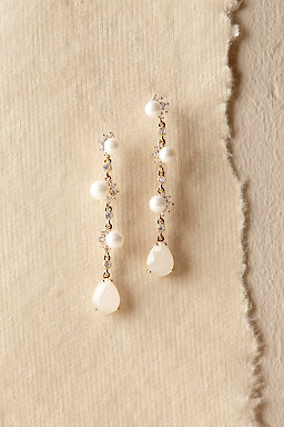 Makara Drop Earrings