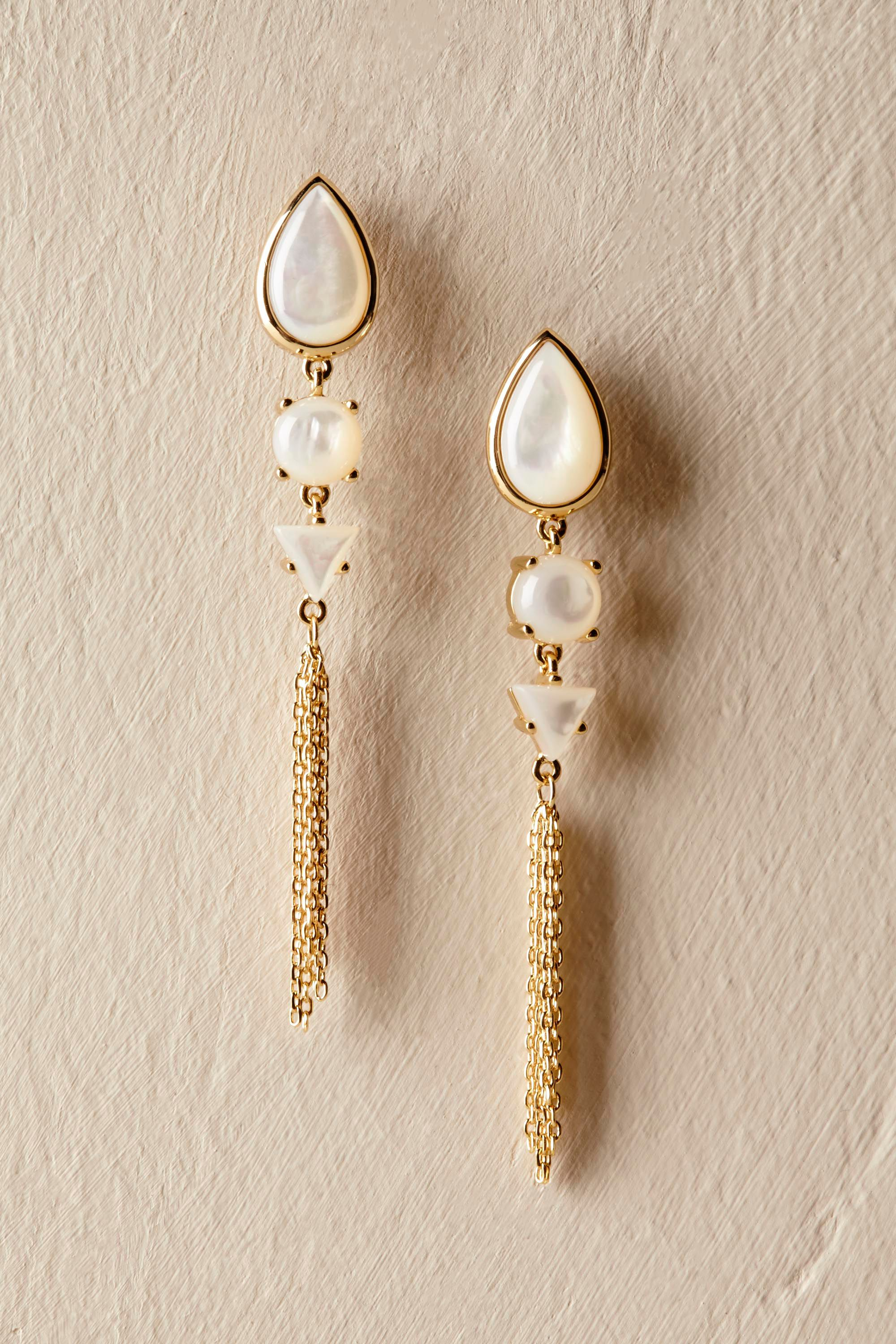 Astraea Tassel Earrings