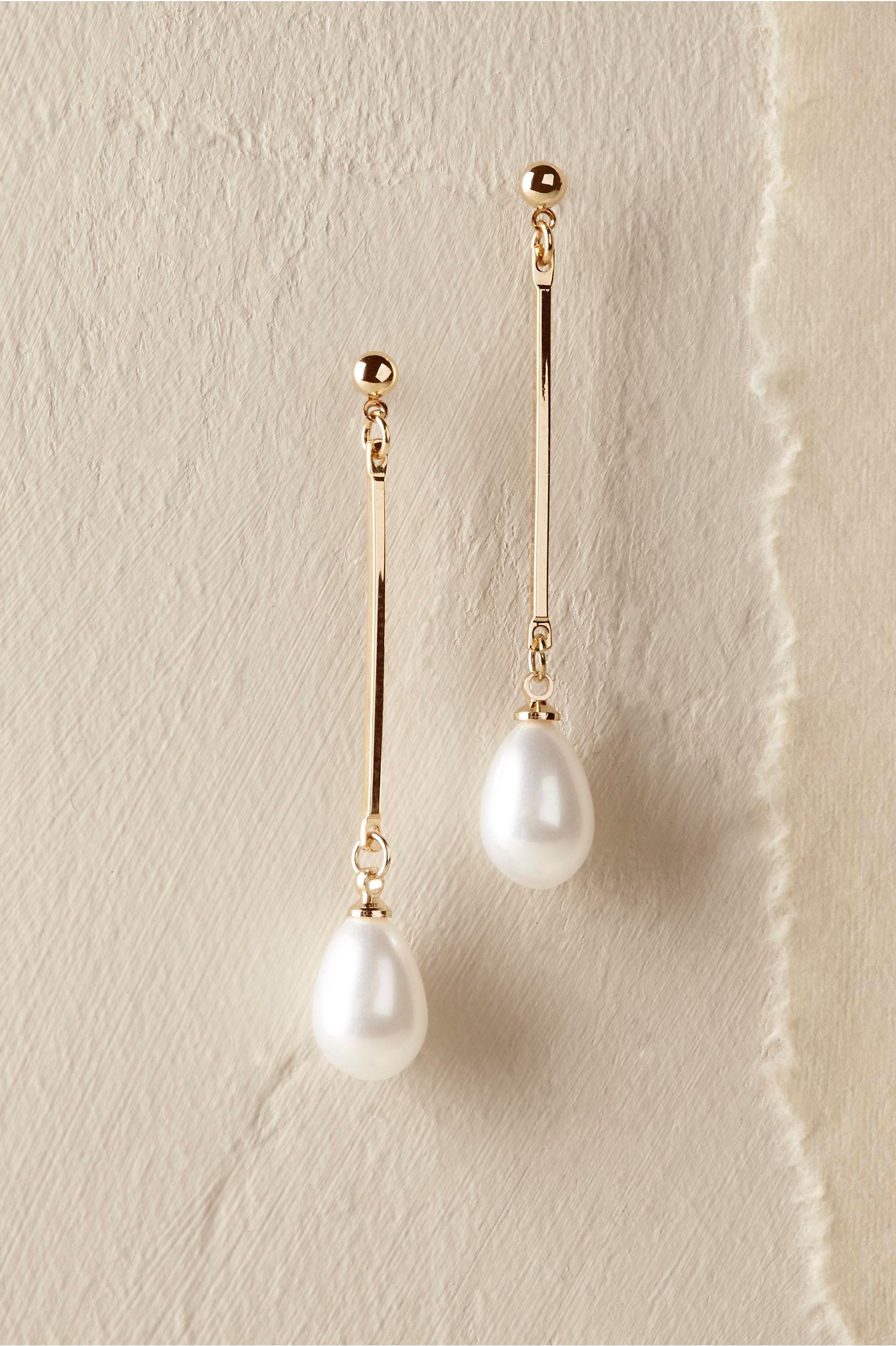 Wedding Bridal Earrings Chandelier Pearl – Pearl Chandelier Bridal Earrings