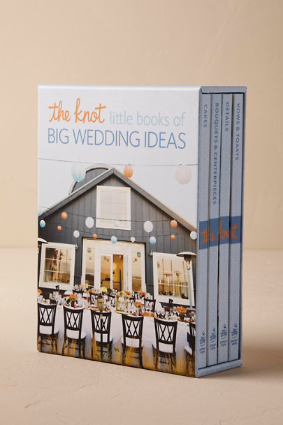 Sky The Knot Little Book of Big Wedding Ideas | BHLDN