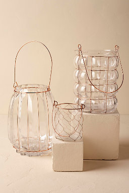 Firefly Glass Lanterns