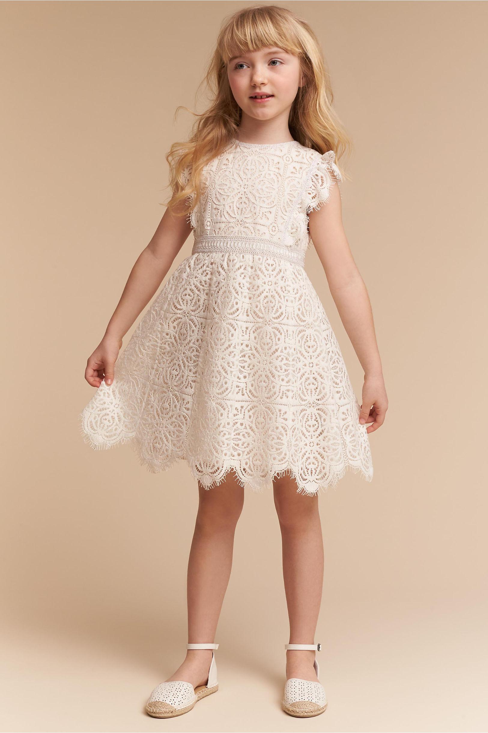 Flower Girl Dresses & Junior Bridesmaid Dresses | BHLDN