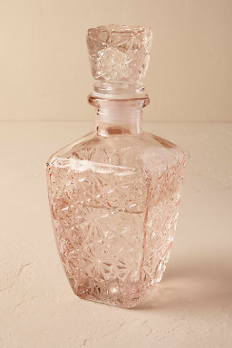 Blush Bistro Decanter
