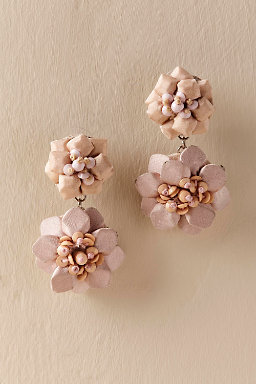 Blushing Blossoms Earrings
