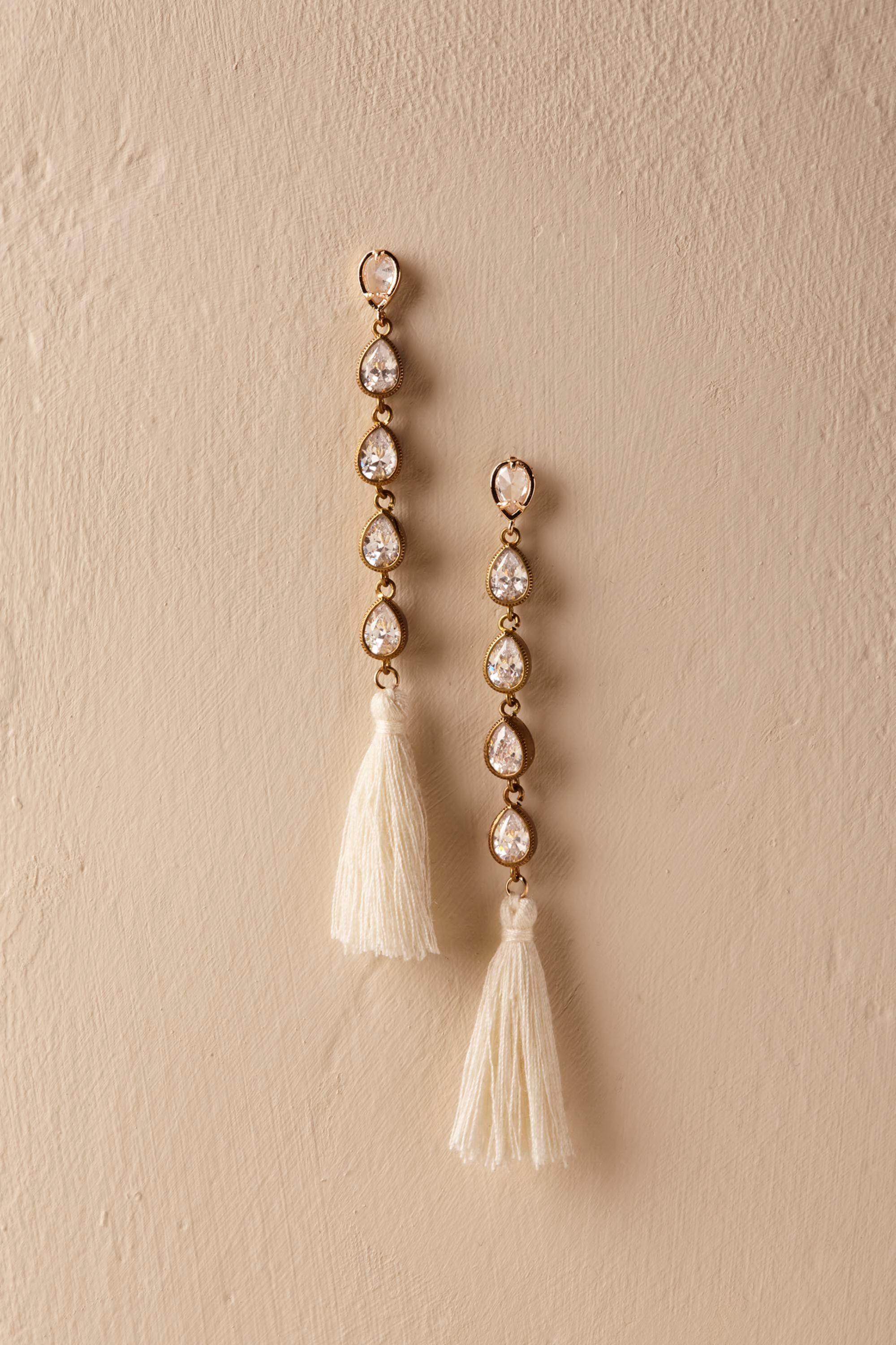 Astrabel Tassel Earrings