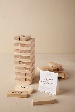 Memory Blocks Guest Book