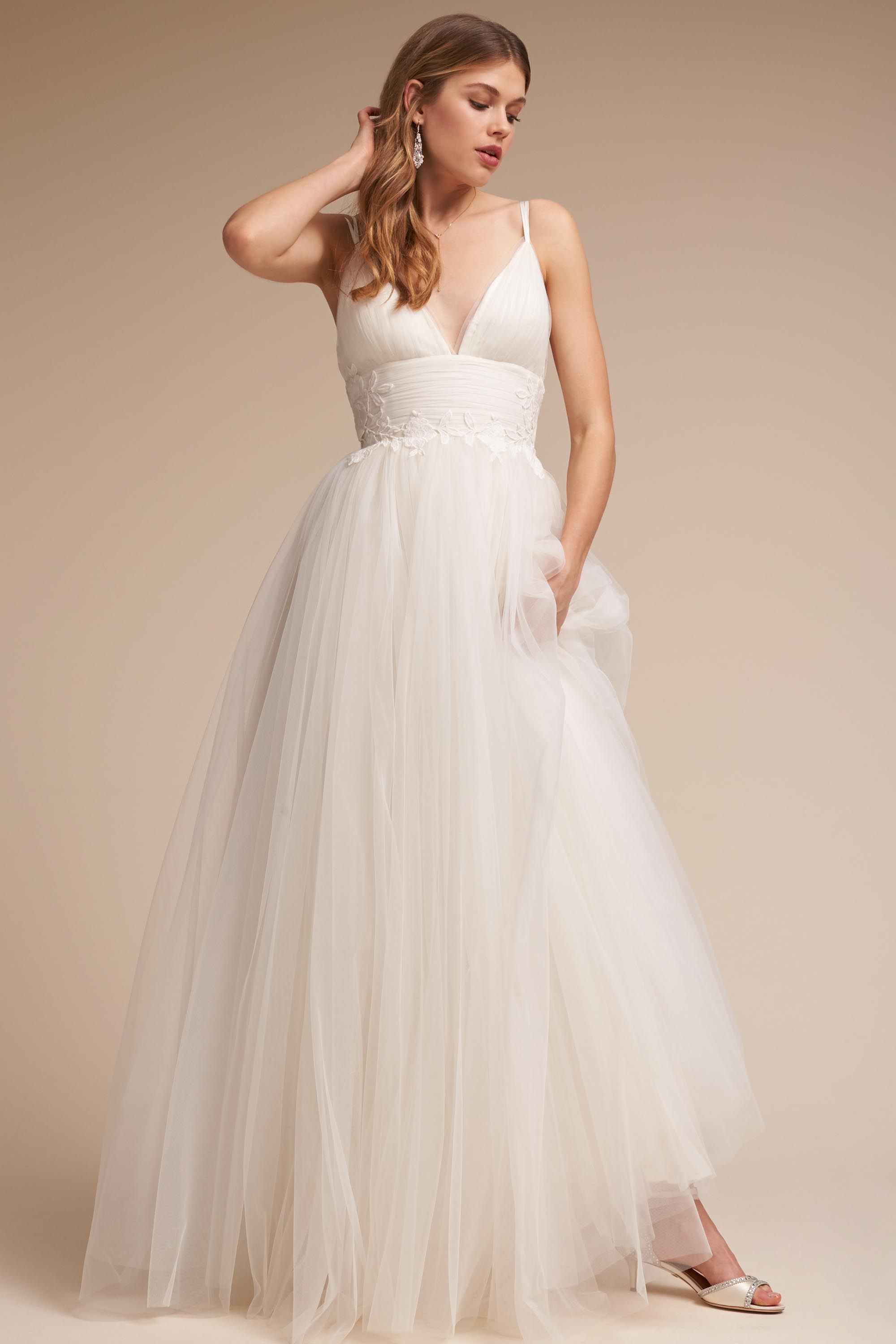 Melrose Gown | Where to Buy BHLDN Wedding Dresses