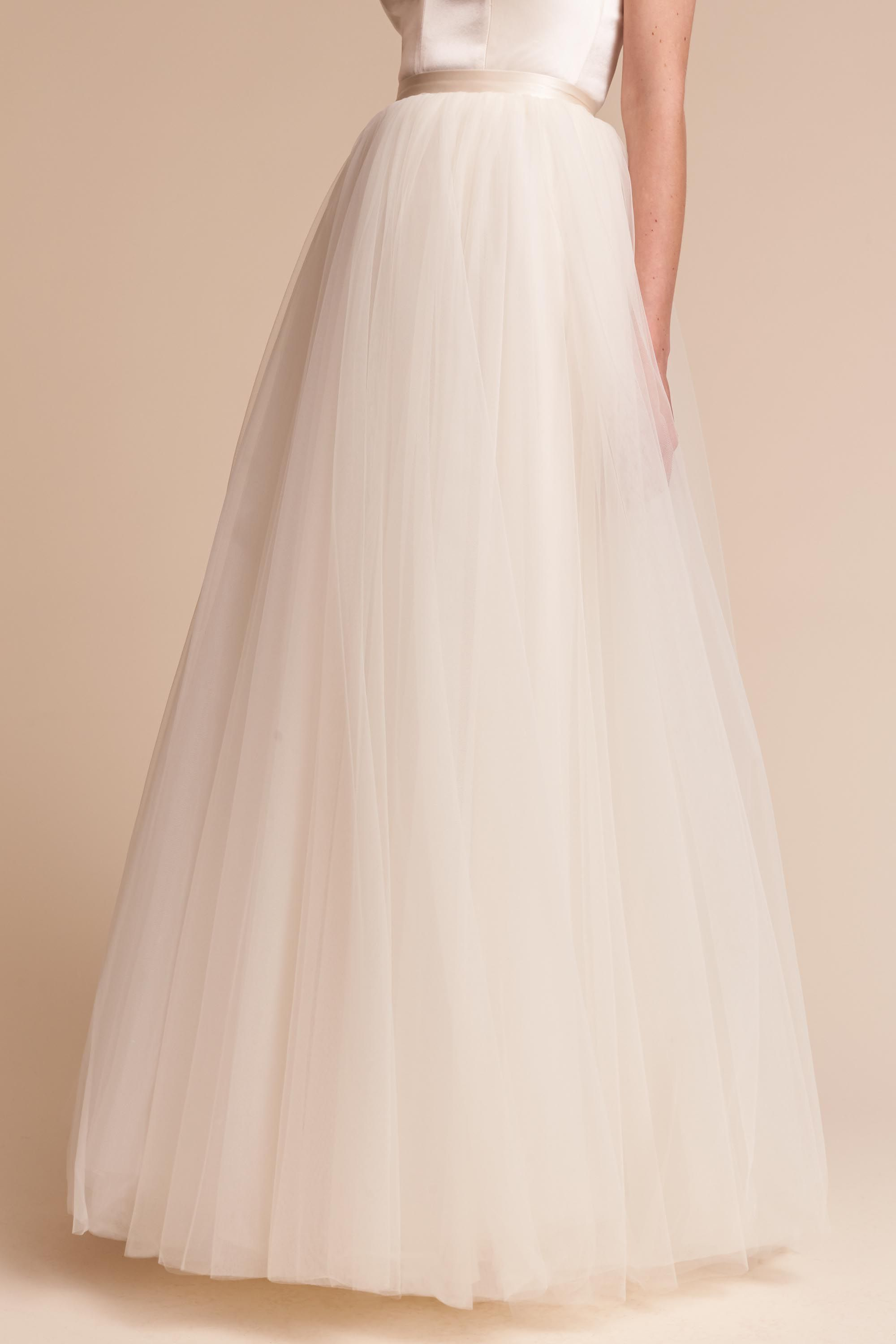 Gorgeous wedding dress with bodysuit and skirt bridal for Wedding dress bodysuit and skirt