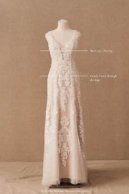 Wedding dresses gowns bhldn for Anthropologie beholden wedding dress