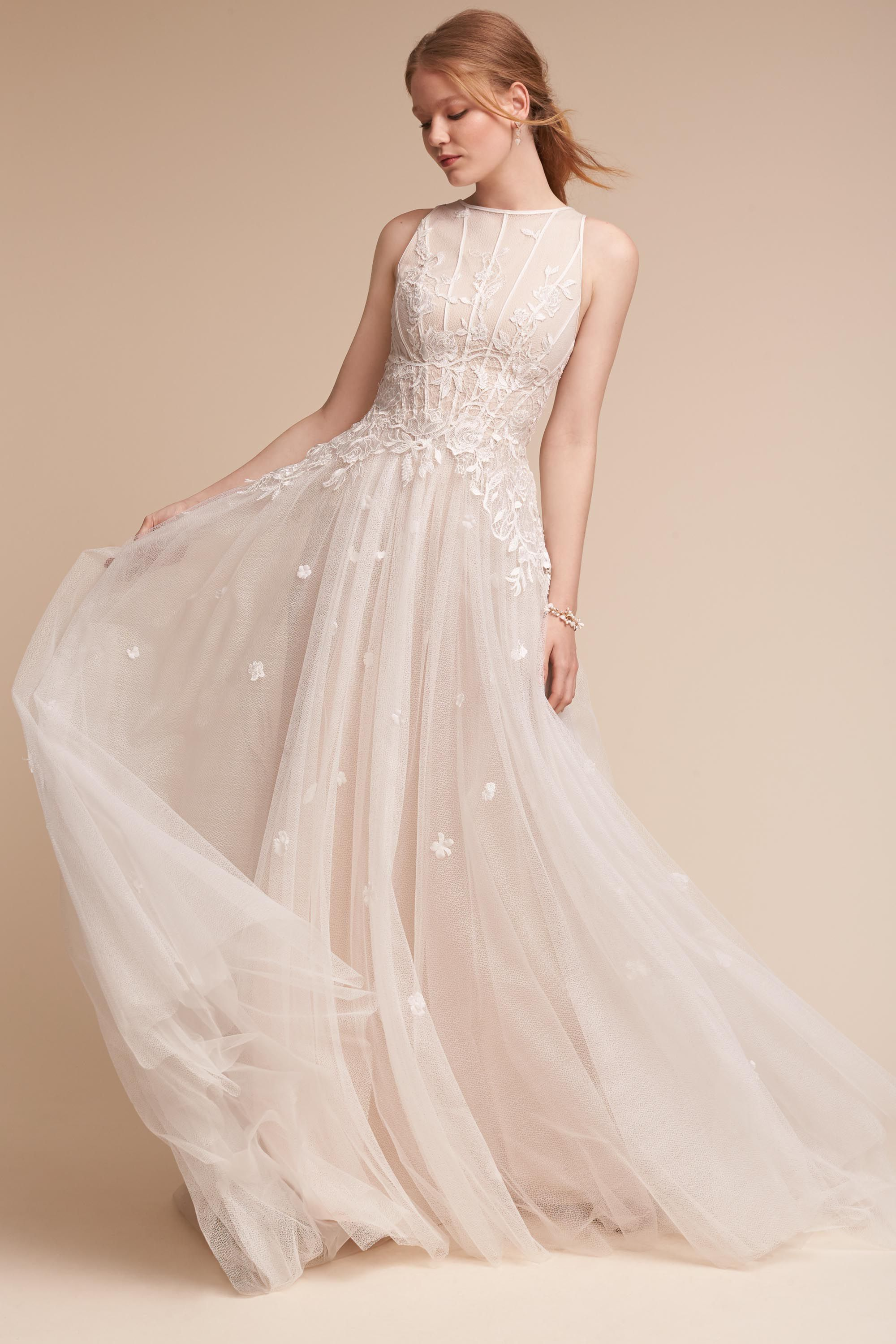 Queensland Gown | Where to Buy BHLDN Wedding Dresses