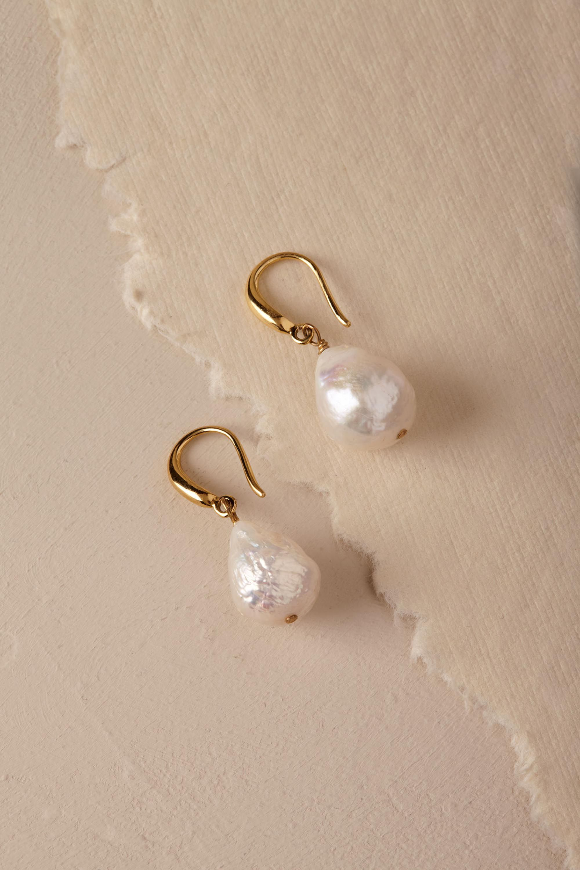 Battista Pearl Earrings