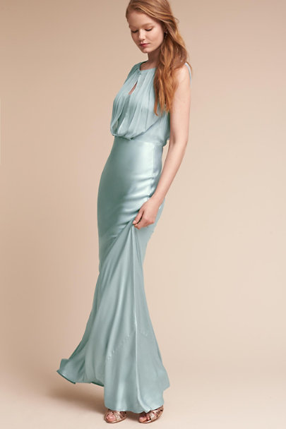 Ghost London Sky Light Breathless Dress | BHLDN