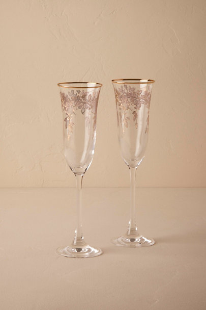 Gold Forest Clearing Flutes   | BHLDN