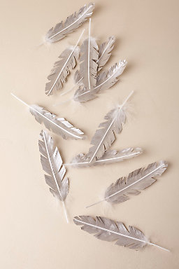 Paper Feather Confetti (12)