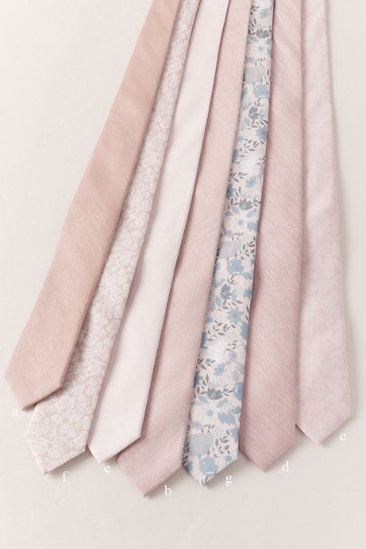 Blush Tie Bar Blush Collection | BHLDN