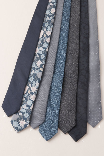 Navy Tie Bar Blue Collection | BHLDN