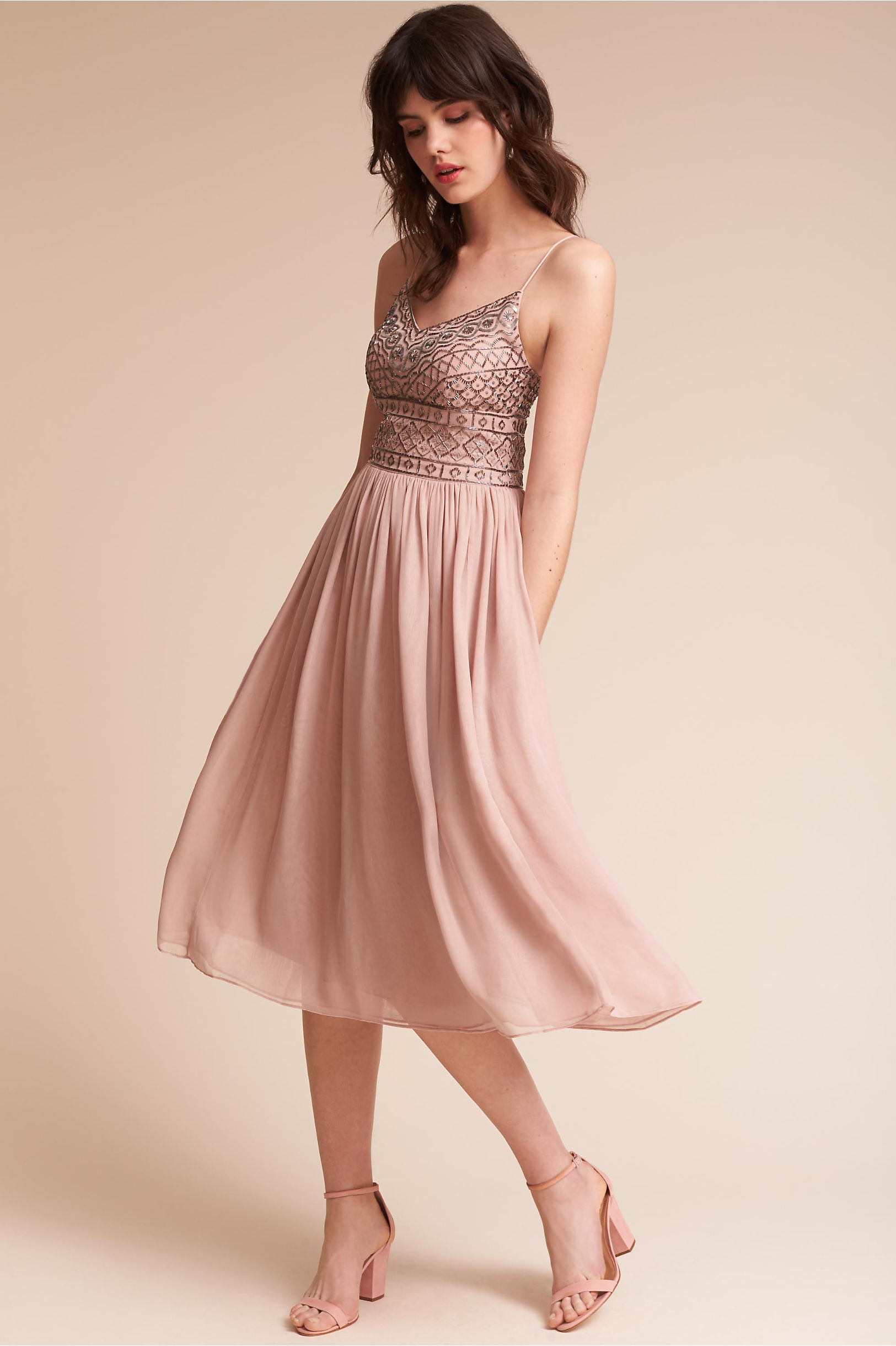 Bridesmaid Dresses & Gowns | Custom, Vintage Inspired | BHLDN