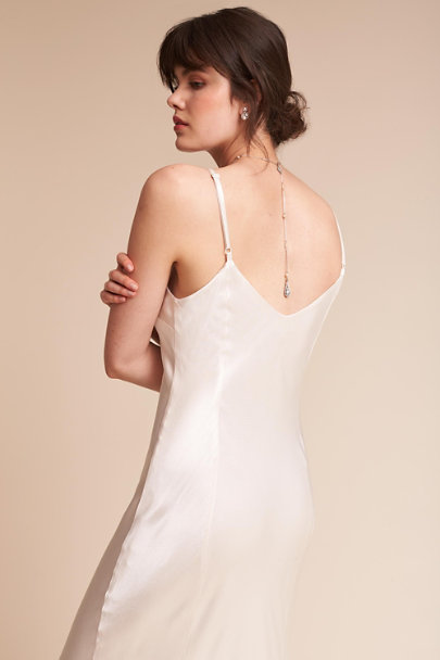 Ghost London Ivory Bella Dress | BHLDN