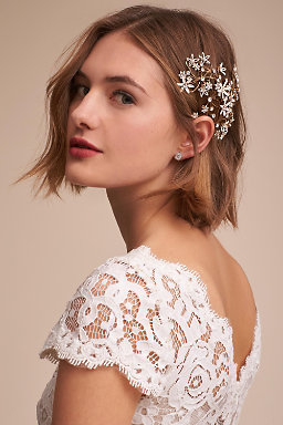 Boboli Headpiece