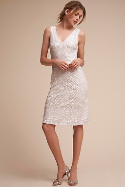 City Hall Courthouse Wedding Dress Bhldn