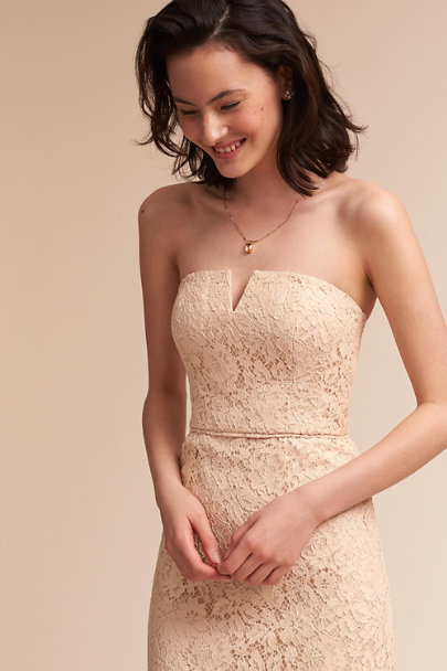 Donna Morgan Fawn Winsome Dress | BHLDN