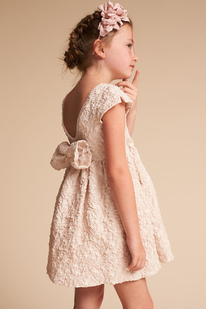 Petal Rose Dress | BHLDN