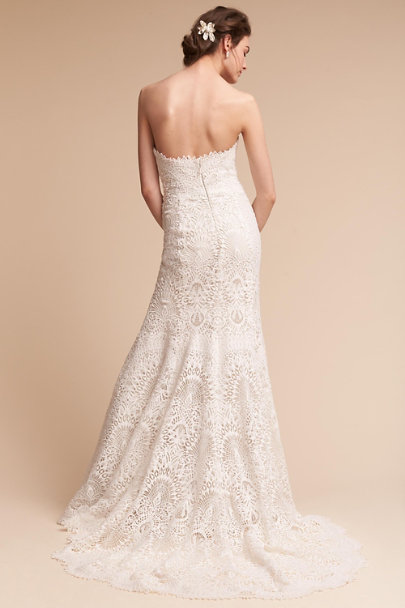 Watters Ivory Taylor Gown | BHLDN