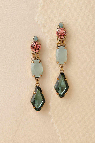 Sorrelli Gold Gisela Earrings | BHLDN