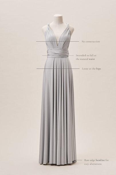 EN FLORES ONLINE SHOP MAGAZINE: Ginger Convertible Maxi Dress - 1