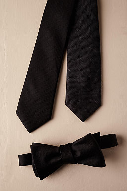Tie Bar Black Collection