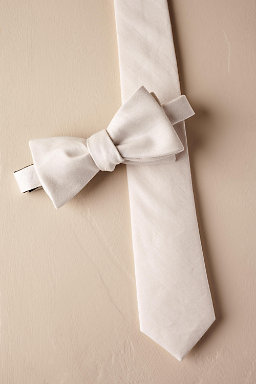 Tie Bar Ivory Collection