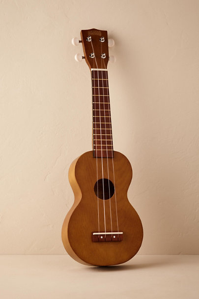 Love song ukulele in d cor gifts bhldn for Decoration ukulele