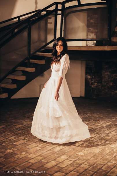 Annalisa Gown by Bhldn